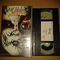 Sabbat (UK) The End of the Beginning Autographed VHS