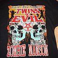 Twins of Evil Tour shirt 2012