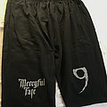 Mercyful Fate 9 tour shorts