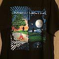 Sonata Arctica Silence 2001 European tour OG shirt