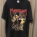 Manowar 90's OG shirt
