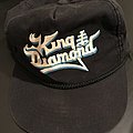 Kind diamond Abigail original tour hat 1987 Other Collectable