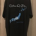 Children Of Bodom - TShirt or Longsleeve - Children of bodom follow the reaper Japan 2001 tour shirt