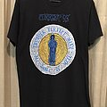 Current 93 thunder perfect mind OG shirt/ signed C93 comic book