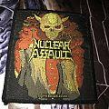 Vintage Nuclear Assault Survive  Patch
