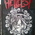 Hellfest 2015 Backpatch signed