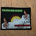 Faith No More - Patch - Faith no More - The Real Thing woven patch
