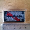 Judas Priest - British Steel Patch/Badge