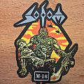 Sodom M-16 woven Patch