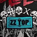ZZ Top - Patch - ZZ Top woven patch
