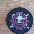 Hawkwind/Hawklords woven patch