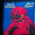 Black Sabbath - Born Again Patch