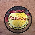 Judas Priest - Rocka Rolla woven Patch