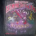 Led Zeppelin - Hammer of the Gods Patch