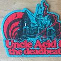 Uncle Acid & The Deadbeats - Patch - Uncle Acid & The Deadbeats - House Patch