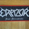 Erazor - official woven patch