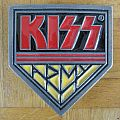 KISS Army - belt buckle 2007 Other Collectable