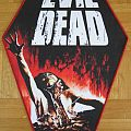 Evil Dead - Coffin Backpatch (Patch)