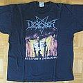 Desaster - TShirt or Longsleeve - Desaster - Hellfire's Dominion T- Shirt 1998 (XL)