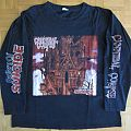 Cannibal Corpse - Gallery Of Suicide Longsleeve 1998 (Size XL) TShirt or Longsleeve