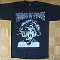 Cradle Of Filth - Sedusa Of Ravens & Angels T- Shirt 1996 (Size L)