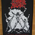 Morbid Angel - Altars Of Madness Official Backpatch 1991 (Patch)