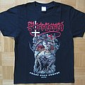Possessed - Curse Over Europe 2014 Tour T- Shirt (Size M)