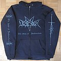 Desaster -The Arts Of Destruction Hoodie / Hooded Top 2012 (Size M)