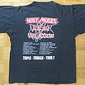 Holy Moses - TShirt or Longsleeve - Holy Moses / Desaster / Fatal Embrace - Triple Thrash Tour 1 T- Shirt 2002 (Size...