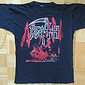 Death - The Sound Of Perseverance T- Shirt 1998 (Size M)