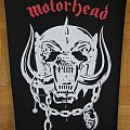 Motörhead - Snaggletooth / Warpig Backpatch (Patch)