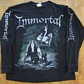 Immortal - Where dark And Light Don't Differ / At The Heart Of Winter Longsleeve 1999 (Size XL)