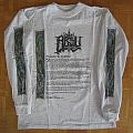 Absu - The Eye Of Ioldanach Longsleeve 1998 (Size XL)