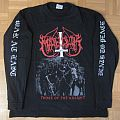 Marduk - Those Of The Unlight Longsleeve 1993 (Size XL)