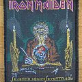 Iron Maiden - Patch - Iron Maiden - Seventh Son Of A Seventh Son / The Clairvoyant Patch 1988