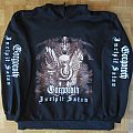 Gorgoroth - Incipit Satan Hooded Top, Hoodie, Sweater 2000 (Size XL)