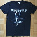 Bathory - Goat Reprint T- Shirt (Size M)