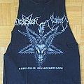 Sabbat / Desaster - Sabbatical Desasterminator T- Shirt 2010 (Size M)