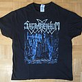 Sacramentum - Far Away From The Sun T - Shirt (Size M) Bootleg