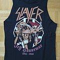 Slayer - Jeff Hanneman Tribute T- Shirt (Size S)