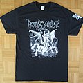 Rotting Christ - TShirt or Longsleeve - Rotting Christ -  Tree Decades Of Heretic Blasphemy T- Shirt 2018 (Size M)