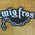 Ewigfrost - Official Logo Backpatch (Patch)