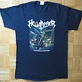 Hellbringer - Dominion Of Darkness T- Shirt 2012 (Size M)
