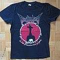 Deathstorm - Blood Beneath The Crypts T- Shirt 2016 (Size M)