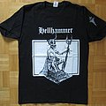 Hellhammer - Apocalyptic Raids T- Shirt 2007 (Size M)
