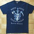 Metal Punk Death Squat - Austrian Chapter T- Shirt (Size M)