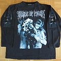 Cradle Of Filth - Supreme Vampyric Evil Longsleeve 1996 (Size XL) TShirt or Longsleeve