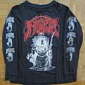 Immortal - Throne Longsleeve 1992 (Size L)