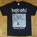 Rotting Christ -  Satanas Tedeum T- Shirt 2010 (Size M)