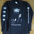 Darkthrone - Transilvanian Hunger Longsleeve (Size XL)